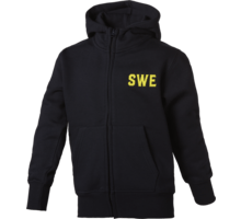 Sweden Jr Zip huvtröja