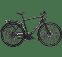 Kebne Hybridcykel
