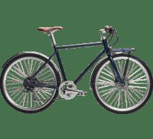 Saltis Hybridcykel