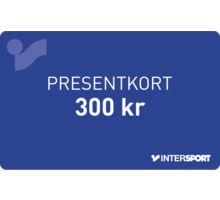 Intersport Presentkort 300kr