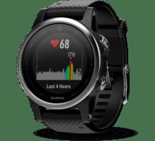 Fenix 5s GPS pulsklocka