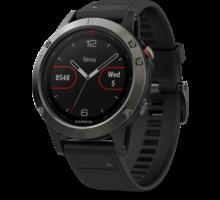 Fenix 5 GPS Slate pulsklocka