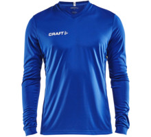 Squad jersey solid LS M