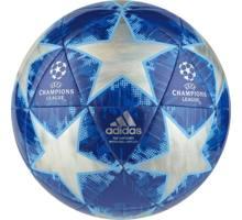 FINALE18 TOPCAP fotboll