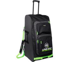 Goalie bag OXYGEN LINE large med hjul black