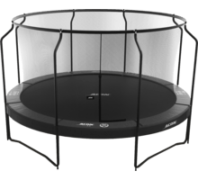 Trampolinpaket Acon Air Black Edition 4,3 m