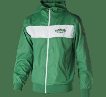Wind jacket panel