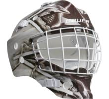 NME Goal Mask YTH King - Målvaktsmask streethockey