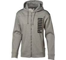 M Hooded Zip Jkt collegetröja