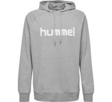 Hmlgo Cotton Logo Hoodie