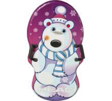 Åkplatta snowman