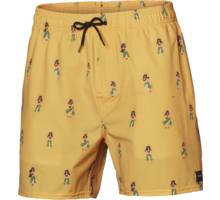 "Tropical Vibes 16"" Volley badshorts"