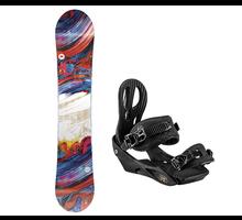 Paket 3999:- Snowboard Lectra