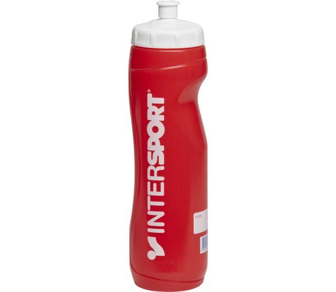 vattenflaskor med ställ fotboll