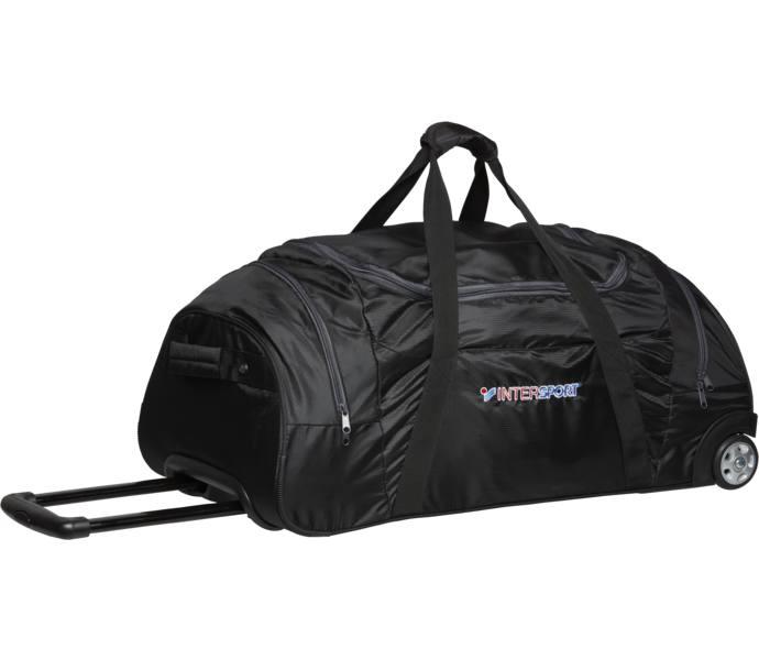 Nykomna Intersport Wheelbag väska - SVART - Intersport PJ-05