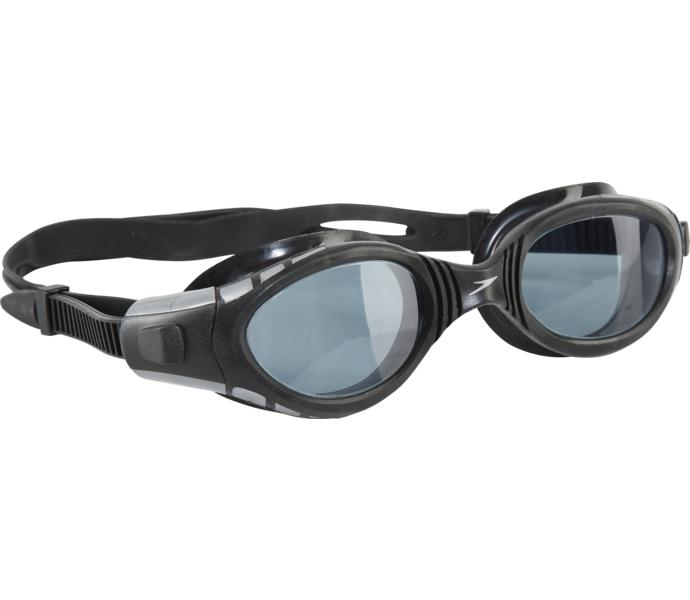 Speedo Futura Biofuse simglasögon - BLACK SMOKE - Intersport 05cadb6462922
