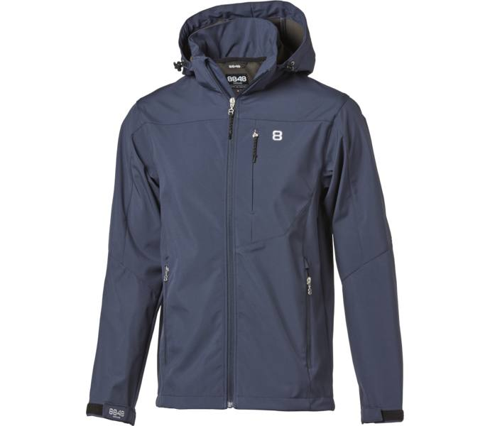 8848 Padore Softshell jacka Black Köp online hos Intersport
