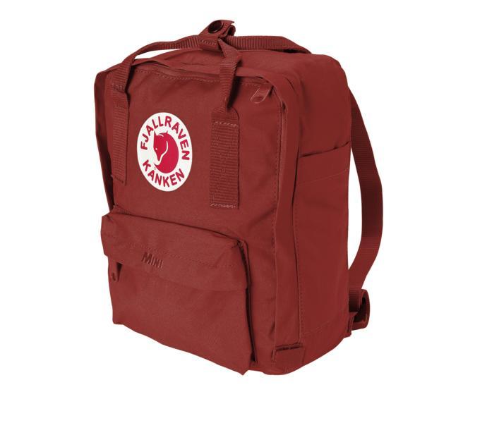 Fjällräven Kånken Mini ryggsäck - Ox Red - Intersport ae176fa9cbd7c