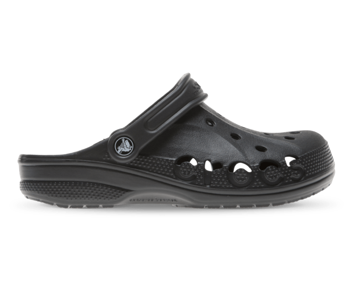 Crocs Baya sr tofflor Black