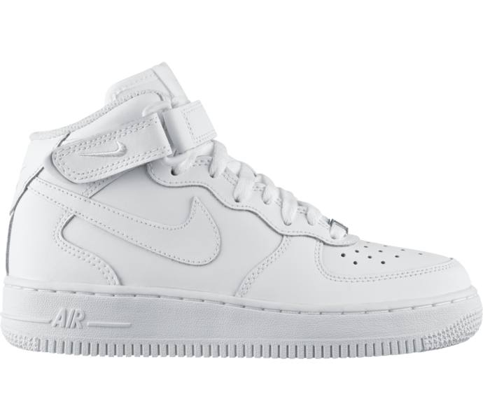 best sneakers 901e8 c9aee Nike Air Force 1 Mid sneakers WHITE WHITE