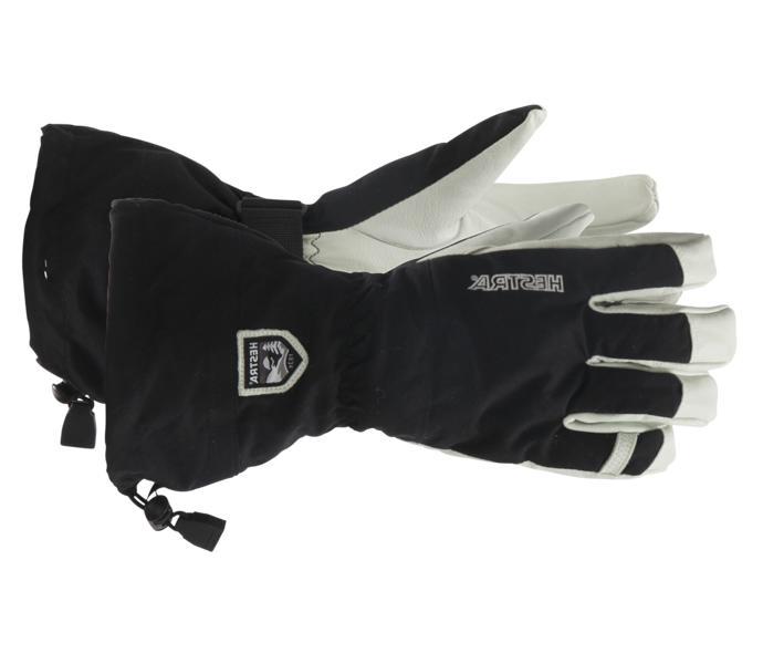 Hestra Army leather heli ski handske - Svart - Intersport 33155ab6262a2
