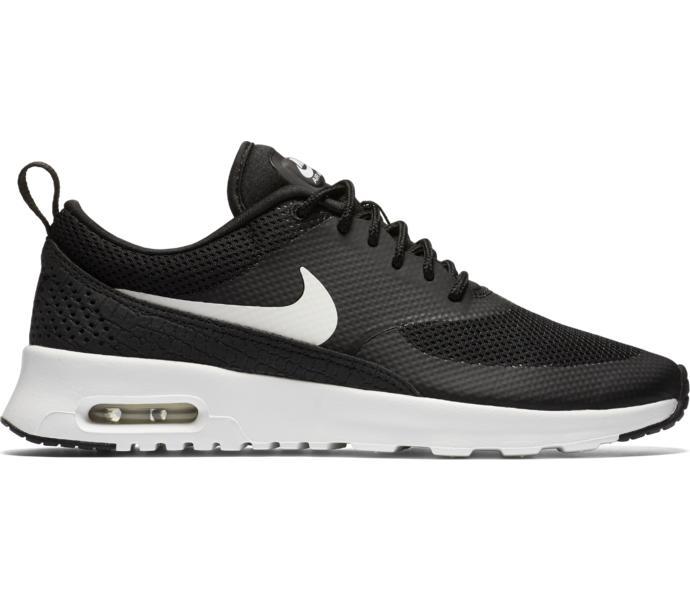 pretty nice b53c7 fa210 Nike Air Max Thea sneaker - BLACK SUMMIT WHITE - Intersport