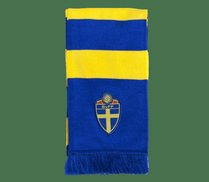 SVFF Supporterhalsduk SvFF BLÅ/GUL
