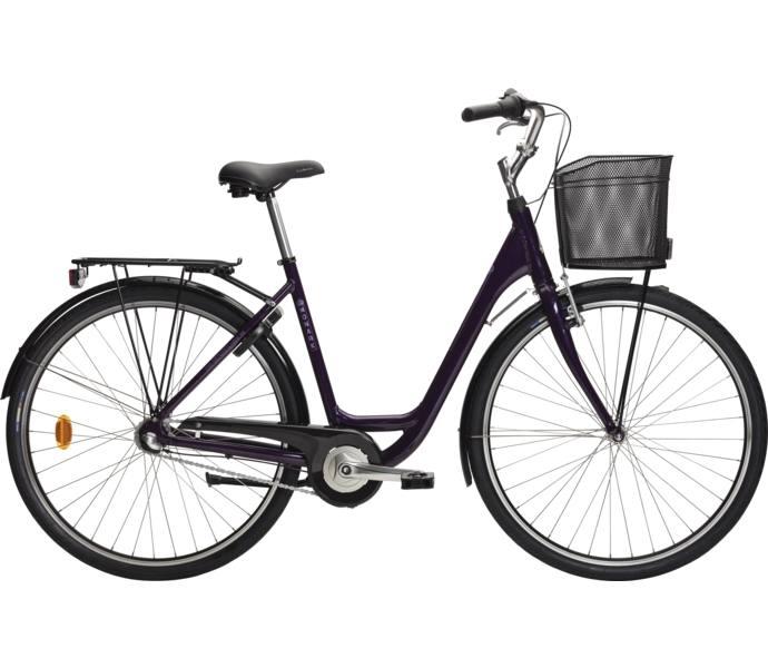 Berömda Monark Emma 3vxl damcykel - Lila - Köp online hos Intersport CL-53