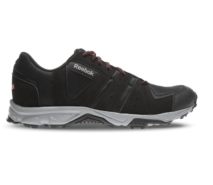 springa skor super specialerbjudanden bäst Reebok Trail XC GTX walkingsko - BLACK/FLAT GREY/SPORT VIOLET ...