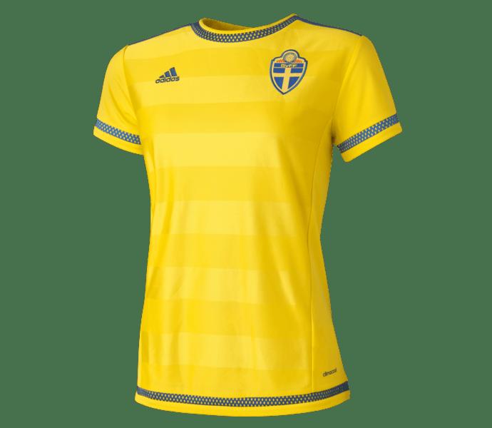 Adidas SvFF matchtröja dam YELLOW/DMARIN/BROYAL