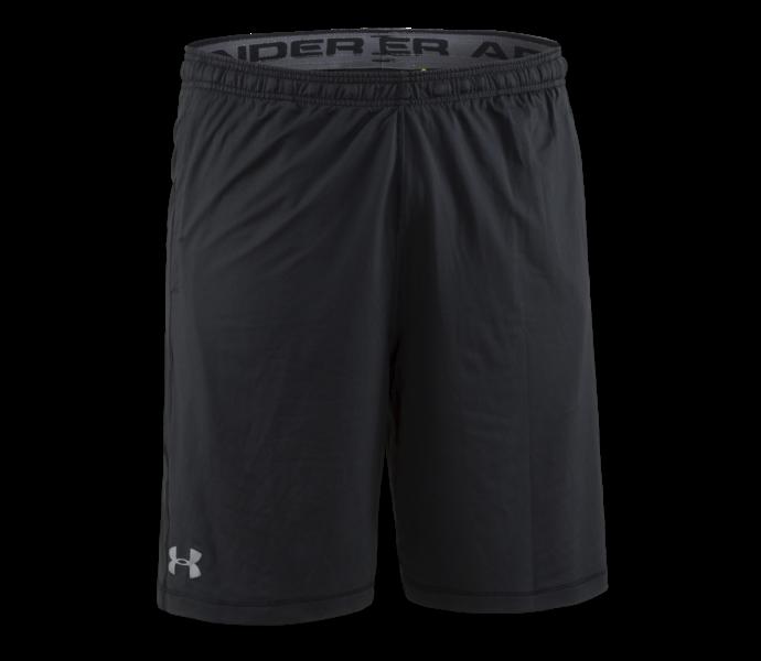 Under armour 8 in Raid shorts  BLACK