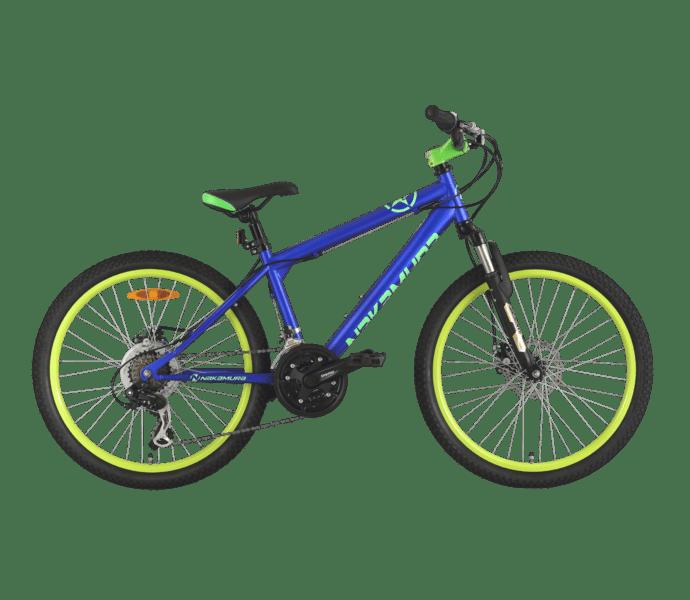 "Nakamura Dome 24"" MTB/dirtcykel FLAT BLUE"
