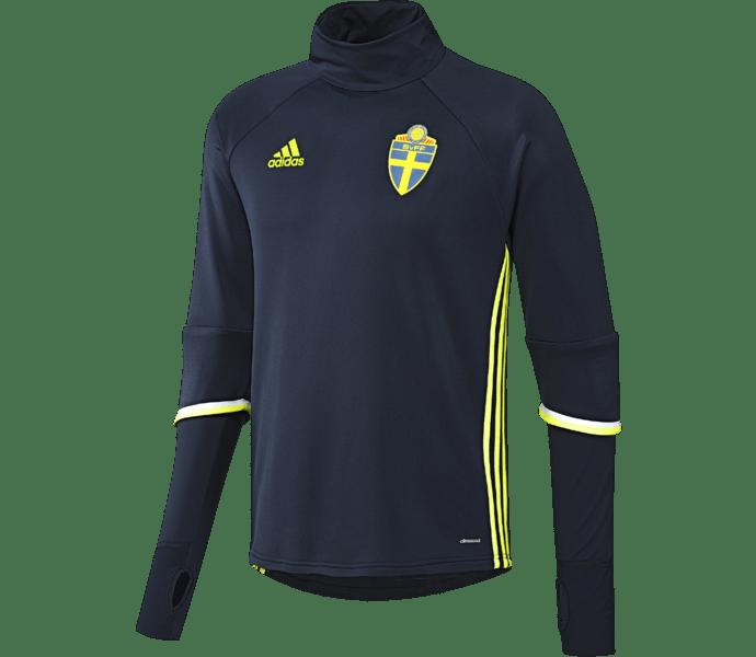 Adidas SvFF träningströja CONAVY/SYELLO
