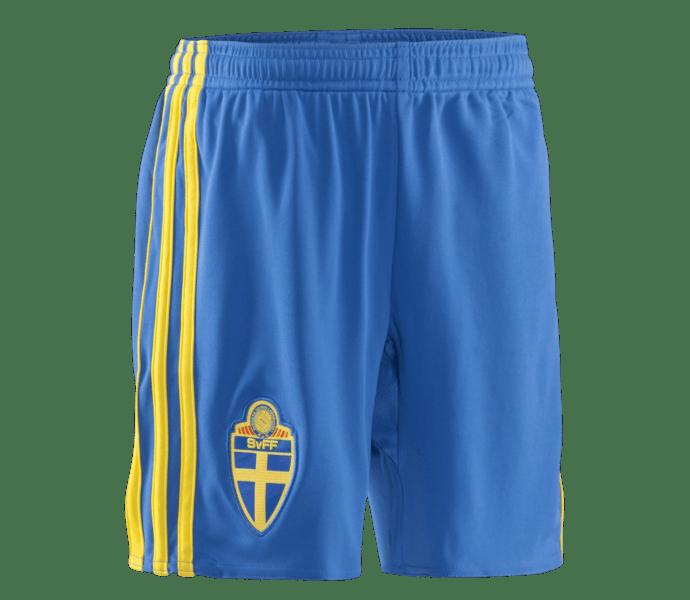Adidas SvFF shorts BROYAL/YELLOW