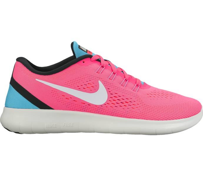 wholesale dealer 863a1 0e9c3 Nike Free RN löparsko RACER PINK OFF WHITE-CHLORINE