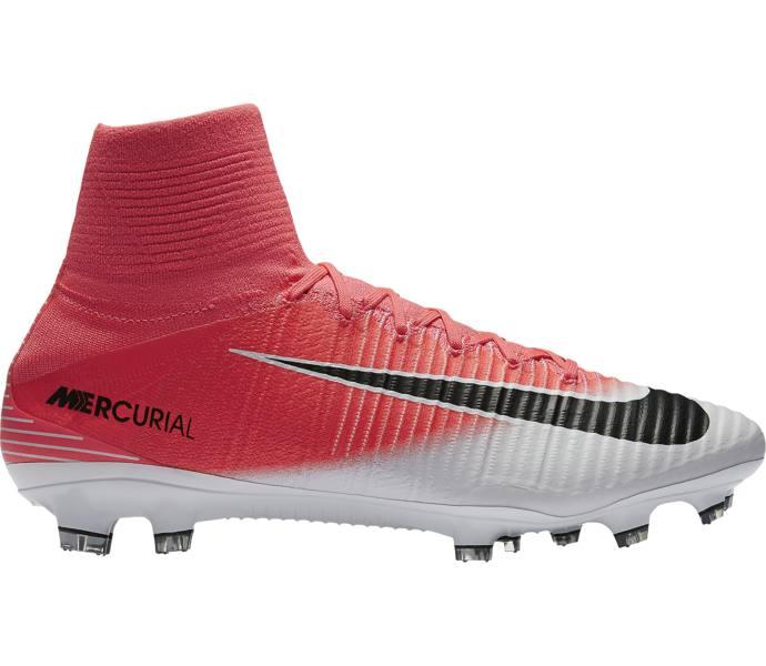 Nike Mercurial Superfly V FG Racer PinkWhiteBlack
