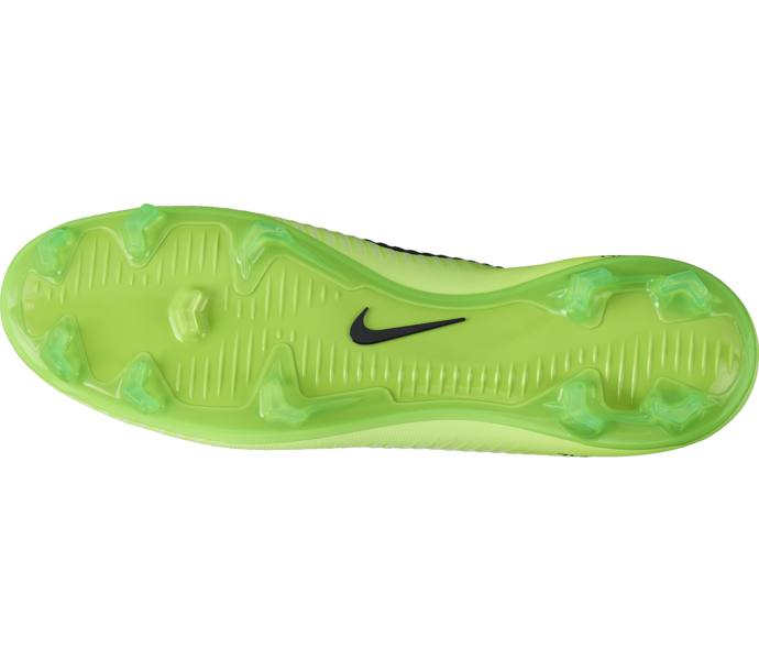 online store fd2d2 b7547 Nike Mercurial Veloce III FG fotbollssko ELECTRIC GREEN BLACK-FLASH LIM