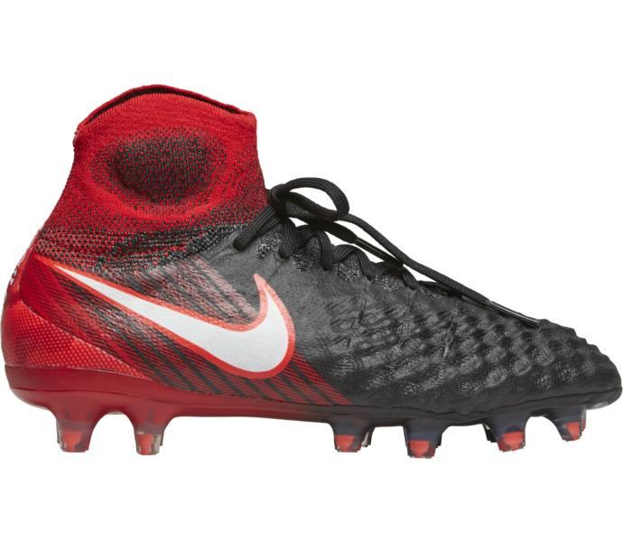 newest collection 408e1 b5498 Nike Jr Magista Obra II Fg fotbollssko BLACK WHITE-UNIVERSITY RED