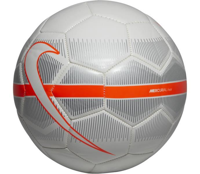 Nike Nike Mercurial Fade fotboll - WHITE SILVER WHITE - Intersport 11d33c3f5ec00