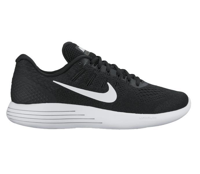 premium selection 794f5 440eb Nike Nike Lunarglide 8 löparsko BLACK WHITE-ANTHRACITE
