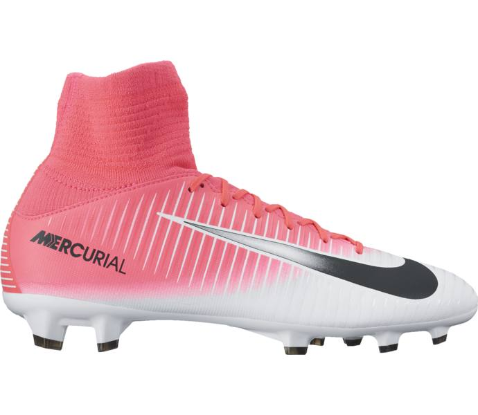 on sale b8541 b55e2 Nike Mercurial Superfly V FG JR fotbollssko RACER PINK BLACK-WHITE