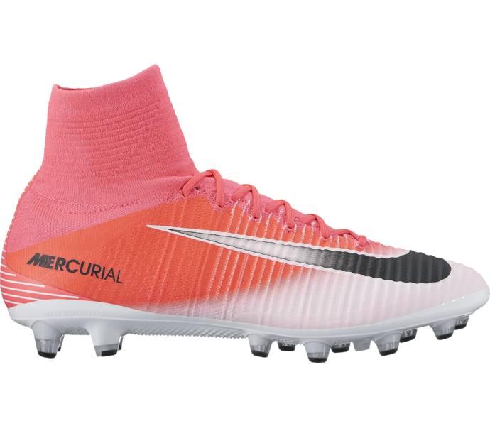 Nike Mercurial Superfly V AG-pro fotbollssko - RACER PINK BLACK ... c5788aad71f22