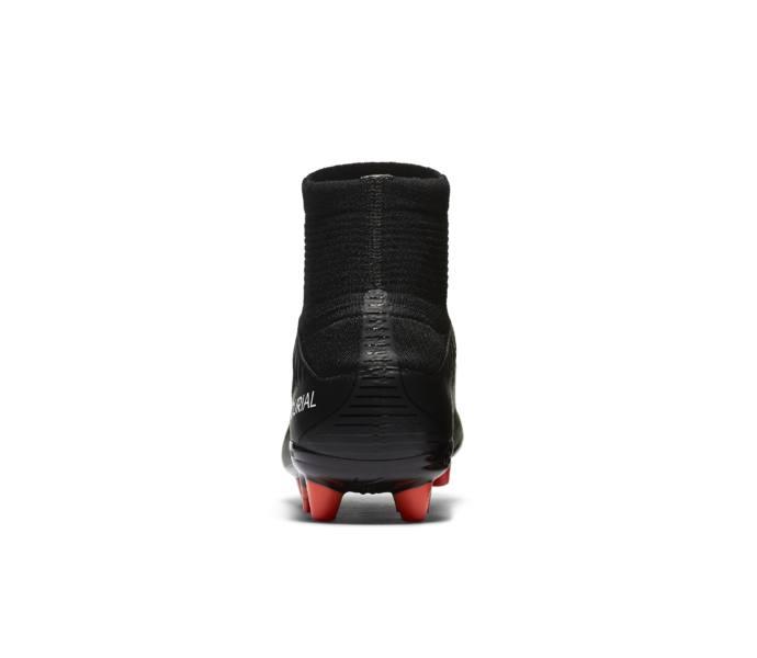 buy popular 51b28 953e4 Nike Mercurial Veloce III DF Ag-Pro fotbollssko BLACK WHITE-ELECTRIC GREEN