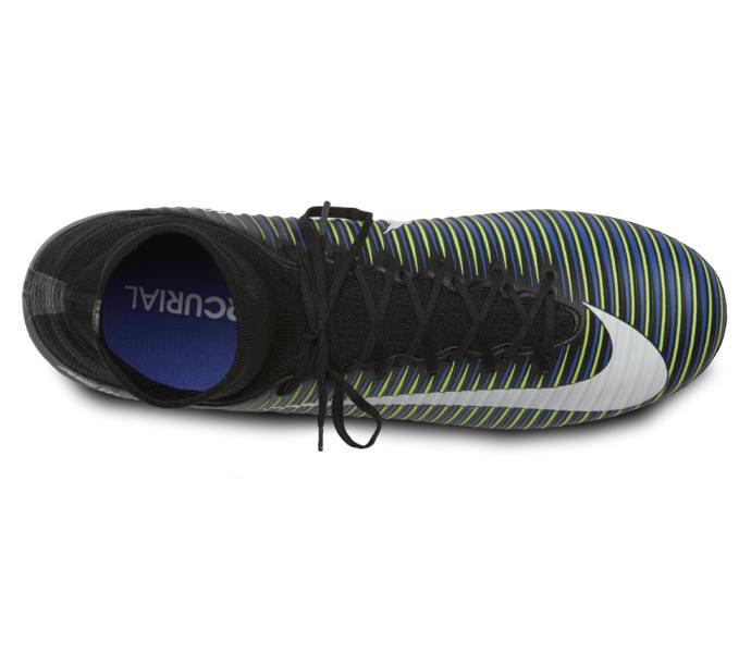 Nike Mercurial Veloce III DF Ag-Pro fotbollssko - BLACK WHITE-ELECTRIC  GREEN - Intersport 1885542bb5dd0