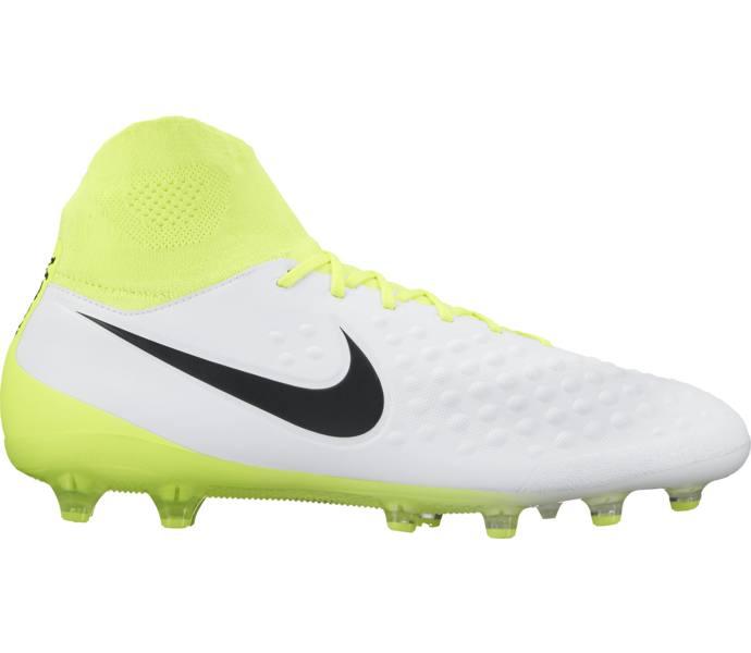 online retailer 00d4f bf334 Nike Magista Orden II AG Pro fotbollssko WHITE BLACK-VOLT-PURE PLATINUM
