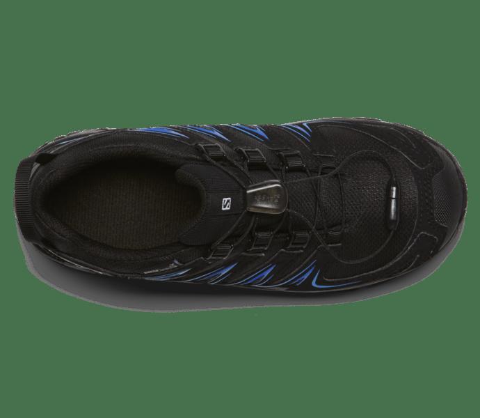 Salomon XA PRO 3D J outdoorsko BLACK/BLACK/Union Blue