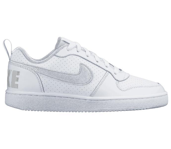 arrives 0214d 986d7 Nike Nike Court Borough Low (Gs) sneakers WHITEWHITE-WHITE