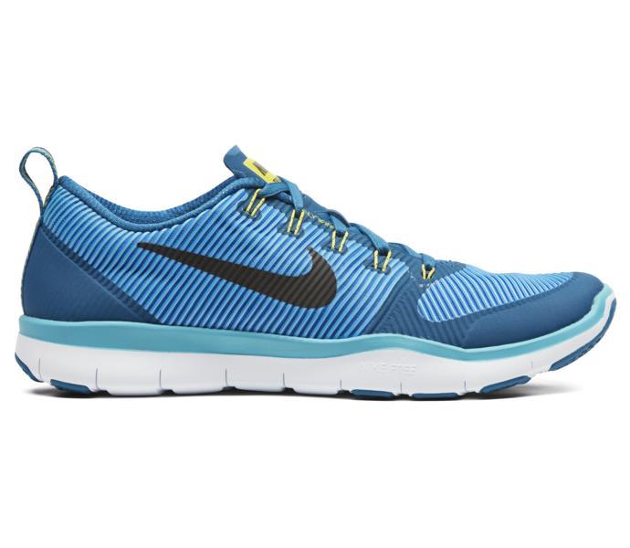fec96771184e Nike Free Train Versatility träningssko - INDUSTRIAL BLUE BLACK-CHLORINE -  Intersport