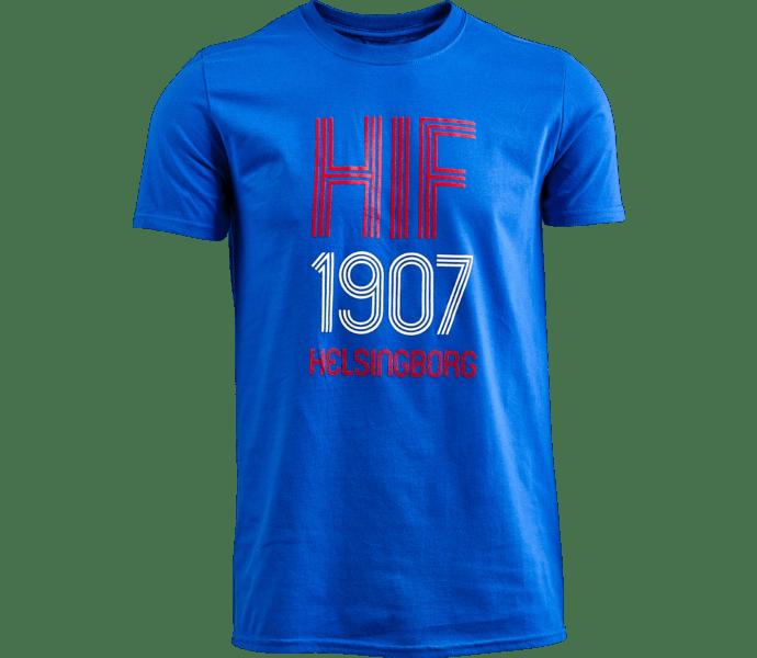 Helsingborgs IF T-Shirt 1907 blå