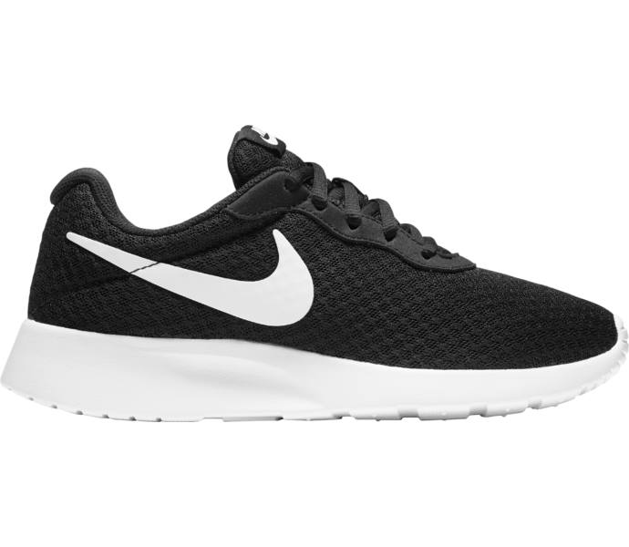 purchase cheap ce222 c340b Nike Womens Nike Tanjun sneaker BLACK WHITE